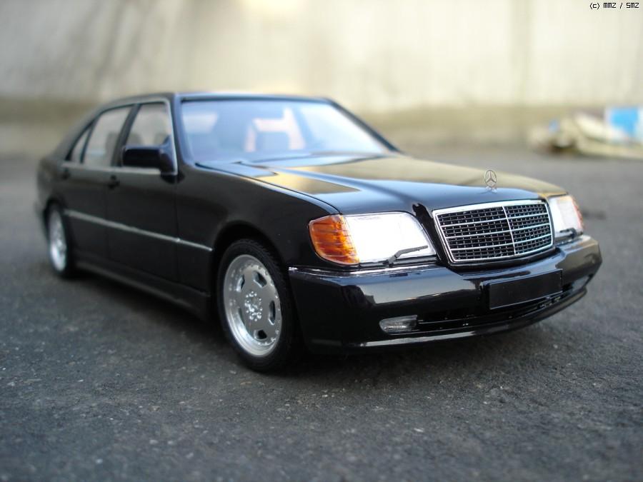Amg Mercedes Benz 600sel