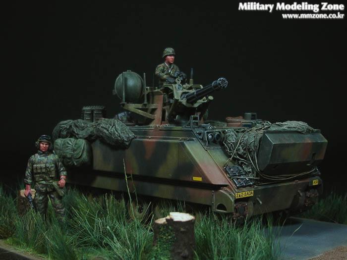 M163 Vulcan Spaag